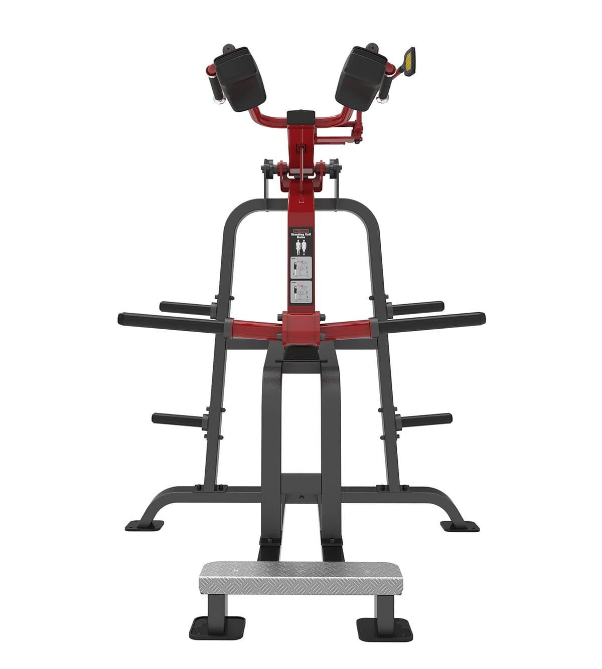 Икроножные стоя Aerofit Professional Impulse Sterling SL7032. Фото N3