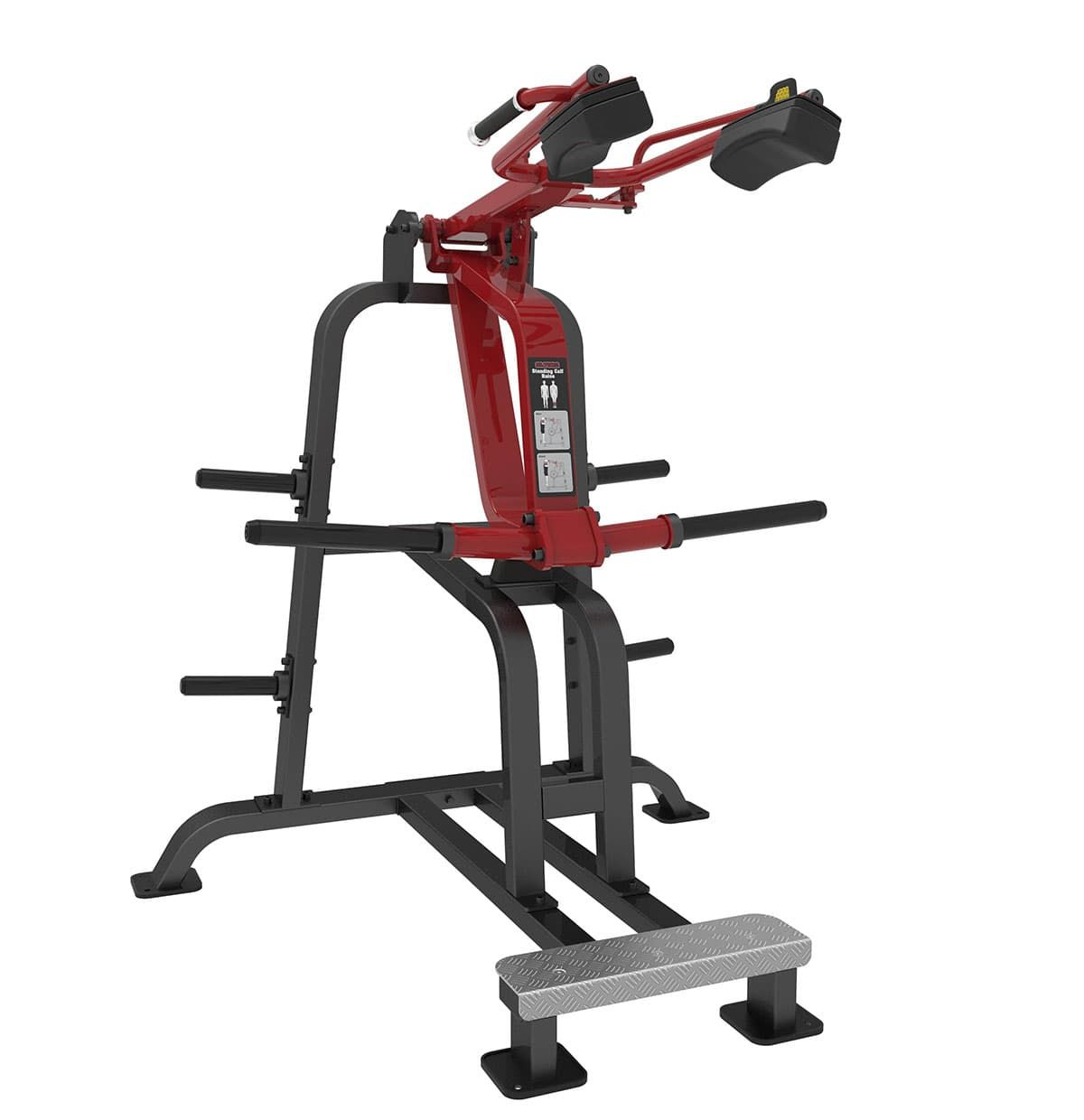 Икроножные стоя Aerofit Professional Impulse Sterling SL7032. Фото N2